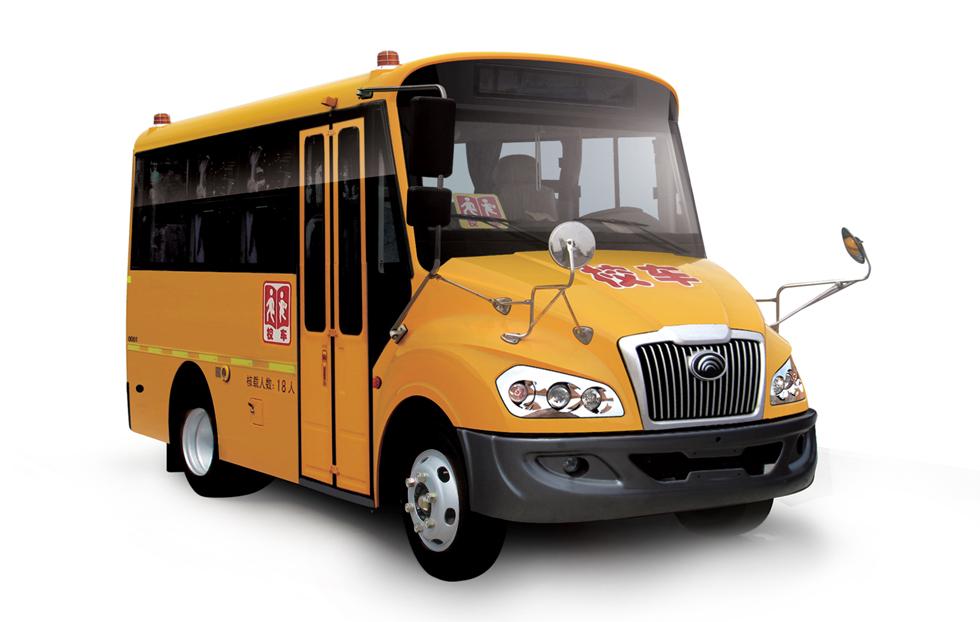 19座宇通幼儿园校车ZK6559DX窄车身