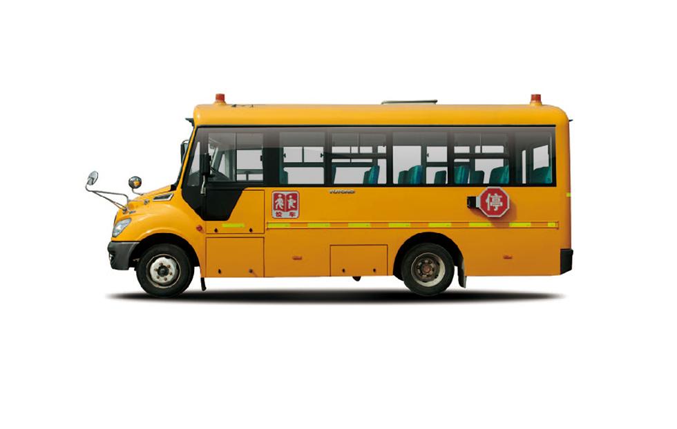 宇通18座中小学生校车ZK6609DX