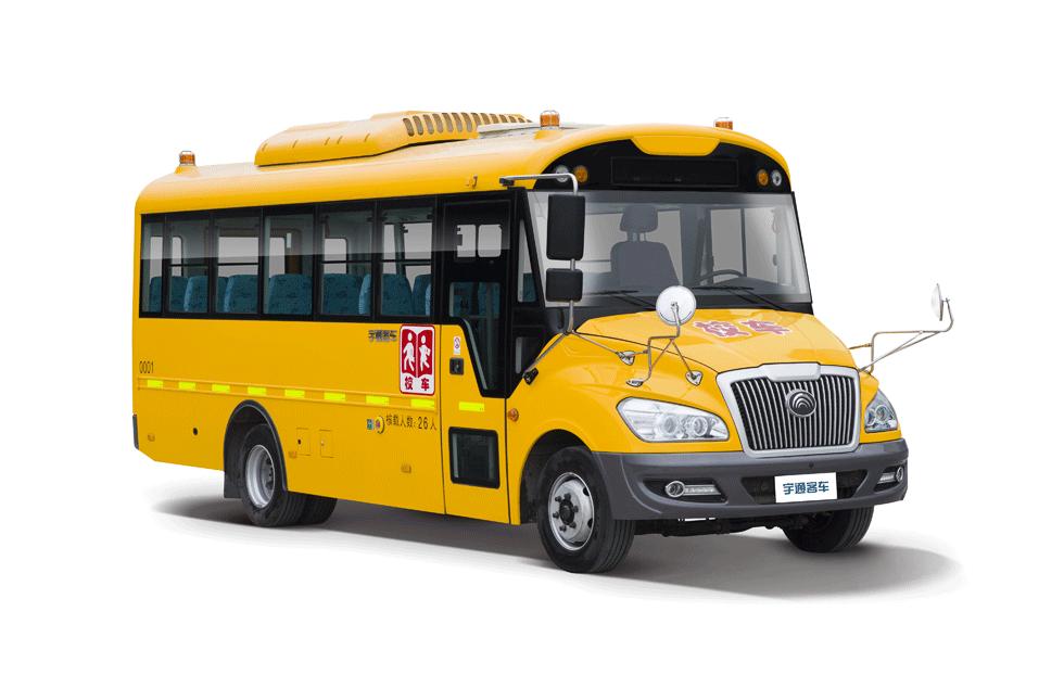 宇通26座中小学生专用校车ZK6739DX