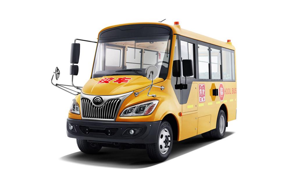 宇通19座幼儿专用校车ZK6535DX