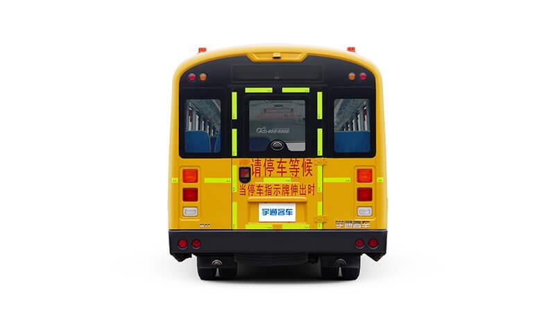 宇通牌ZK6115DX型中小学生专用校车(宇通三代校车)