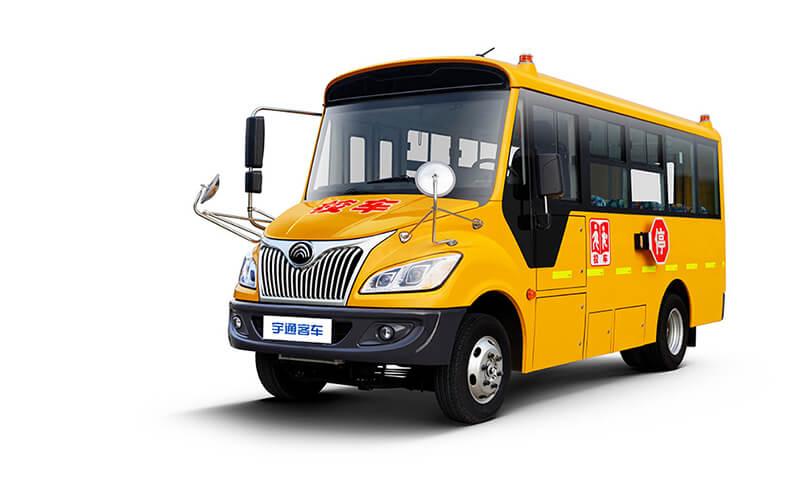 宇通牌ZK6575DX型幼儿专用校车(宇通三代校车)