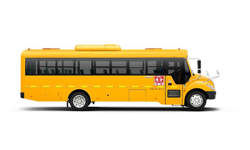 宇通牌ZK6935DX型中小学生专用校车(宇通三代校车)